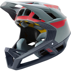 Fox Proframe Quo Helmet Men, light blue